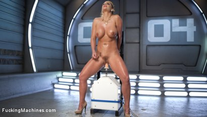 Photo number 3 from Phoenix Marie is Machine Fucked into Oblivion!! shot for Fucking Machines on Kink.com. Featuring Phoenix Marie in hardcore BDSM & Fetish porn.