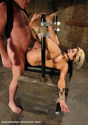Photo number 13 from Gia Paloma and Mark Davis shot for Sex And Submission on Kink.com. Featuring Mark Davis and Gia Paloma in hardcore BDSM & Fetish porn.