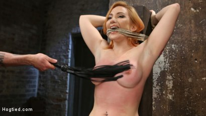 Photo number 1 from WARNING!!! EXTREME TORMENT, WATER BOARDING, AND BRUTAL BONDAGE shot for hogtied on Kink.com. Featuring Sophia Locke and The Pope in hardcore BDSM & Fetish porn.