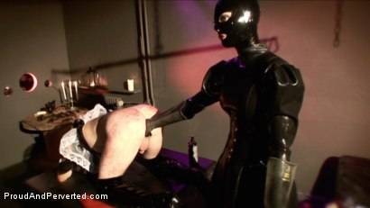 Photo number 15 from The Transformation of Thor shot for Proud and Perverted on Kink.com. Featuring  in hardcore BDSM & Fetish porn.