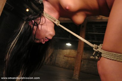 Photo number 7 from Roxy DeVille and Steven St. Croix shot for Sex And Submission on Kink.com. Featuring Steven St. Croix and Roxy DeVille in hardcore BDSM & Fetish porn.