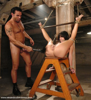 Photo number 11 from Roxy DeVille and Steven St. Croix shot for Sex And Submission on Kink.com. Featuring Steven St. Croix and Roxy DeVille in hardcore BDSM & Fetish porn.