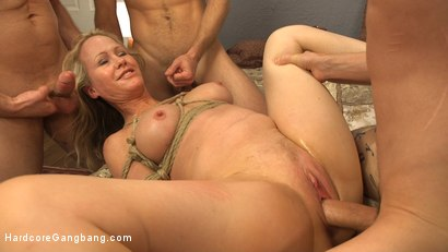 Photo number 14 from Creaming Pie: Mrs. S gets her MILF holes banged by her son's friends! shot for Hardcore Gangbang on Kink.com. Featuring Simone Sonay, Michael Vegas, Bill Bailey, Owen Gray, Axel Aces and Jeremy Long in hardcore BDSM & Fetish porn.