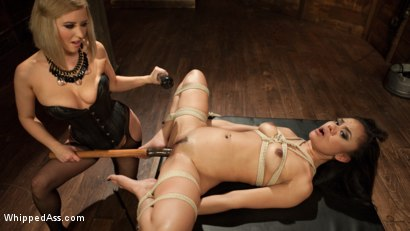 Photo number 10 from The Return of Annie Cruz!!! shot for Whipped Ass on Kink.com. Featuring Cherry Torn and Annie Cruz in hardcore BDSM & Fetish porn.