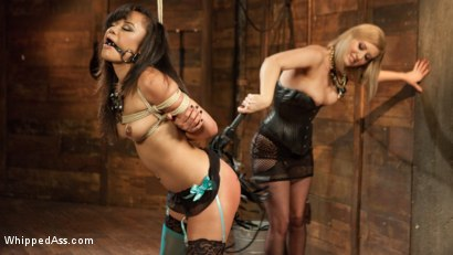 Photo number 6 from The Return of Annie Cruz!!! shot for Whipped Ass on Kink.com. Featuring Cherry Torn and Annie Cruz in hardcore BDSM & Fetish porn.