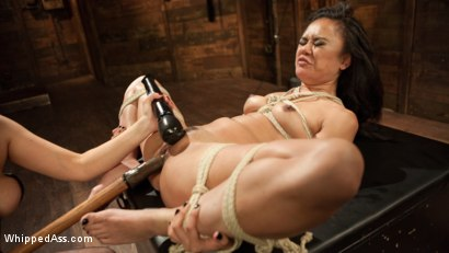 Photo number 8 from The Return of Annie Cruz!!! shot for Whipped Ass on Kink.com. Featuring Cherry Torn and Annie Cruz in hardcore BDSM & Fetish porn.
