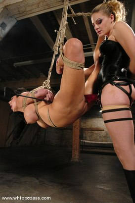 Photo number 8 from Nadia Styles and Nikki Nievez shot for Whipped Ass on Kink.com. Featuring Nikki Nievez and Nadia Styles in hardcore BDSM & Fetish porn.