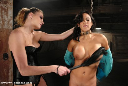 Photo number 2 from Nadia Styles and Nikki Nievez shot for Whipped Ass on Kink.com. Featuring Nikki Nievez and Nadia Styles in hardcore BDSM & Fetish porn.