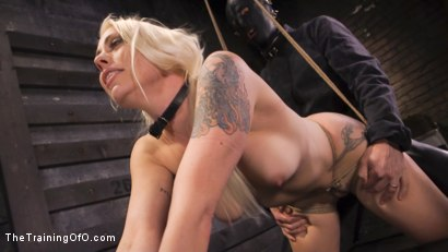 Photo number 3 from The Anal Submission of Lorelei Lee shot for The Training Of O on Kink.com. Featuring Lorelei Lee and Owen Gray in hardcore BDSM & Fetish porn.
