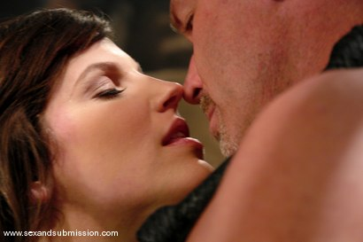 Photo number 14 from Bobbi Starr shot for Sex And Submission on Kink.com. Featuring Mark Davis and Bobbi Starr in hardcore BDSM & Fetish porn.