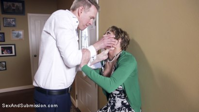 Photo number 4 from Mommy's Slutty Sacrifice shot for Sex And Submission on Kink.com. Featuring Tiffany Watson, Mark Wood and Dee Williams in hardcore BDSM & Fetish porn.