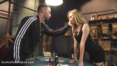 Photo number 2 from A Slave's Gambit shot for sexandsubmission on Kink.com. Featuring Lyra Law and Seth Gamble in hardcore BDSM & Fetish porn.