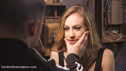 Photo number 3 from A Slave's Gambit shot for Sex And Submission on Kink.com. Featuring Lyra Law and Seth Gamble in hardcore BDSM & Fetish porn.