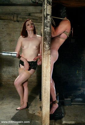 Photo number 10 from Claire Adams and Rick Hunt shot for Men In Pain on Kink.com. Featuring Rick Hunt and Claire Adams in hardcore BDSM & Fetish porn.
