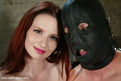 Photo number 15 from Claire Adams and Rick Hunt shot for Men In Pain on Kink.com. Featuring Rick Hunt and Claire Adams in hardcore BDSM & Fetish porn.