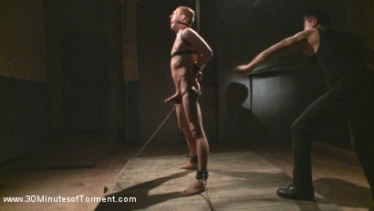 Photo number 7 from Straight Southern Boy Endures a Hard Beating & Humiliating Ass Fuck shot for 30 Minutes of Torment on Kink.com. Featuring Zane Anders in hardcore BDSM & Fetish porn.