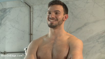 Photo number 15 from Ripped Stud Blackmailed into an Edging shot for Men On Edge on Kink.com. Featuring Jason Maddox in hardcore BDSM & Fetish porn.