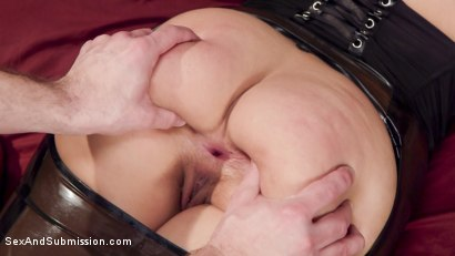 Photo number 9 from Abella's Deep Anal Submission shot for Sex And Submission on Kink.com. Featuring Abella Danger and Bill Bailey in hardcore BDSM & Fetish porn.