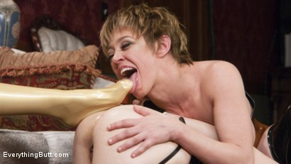 Photo number 13 from Beautiful Lyra Law puts her hand and feet in in submissives shot for Everything Butt on Kink.com. Featuring Dee Williams, Lyra Law and Juliette March in hardcore BDSM & Fetish porn.