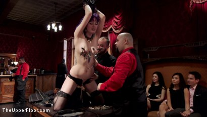 Photo number 12 from Anal MILF trains Young Maid to worship cock shot for The Upper Floor on Kink.com. Featuring Holly Heart, John Strong and Kasey Warner in hardcore BDSM & Fetish porn.