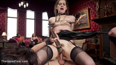Photo number 15 from Anal MILF trains Young Maid to worship cock shot for The Upper Floor on Kink.com. Featuring Holly Heart, John Strong and Kasey Warner in hardcore BDSM & Fetish porn.