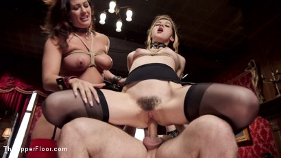 Photo number 7 from Anal MILF trains Young Maid to worship cock shot for The Upper Floor on Kink.com. Featuring Holly Heart, John Strong and Kasey Warner in hardcore BDSM & Fetish porn.