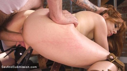Photo number 14 from Penny Pax: Anal Obsession shot for Sex And Submission on Kink.com. Featuring Penny Pax and Tommy Pistol in hardcore BDSM & Fetish porn.