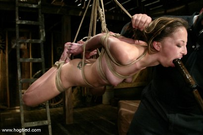 Photo number 9 from Veronica Jett shot for Hogtied on Kink.com. Featuring Veronica Jett in hardcore BDSM & Fetish porn.