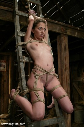 Photo number 5 from Veronica Jett shot for Hogtied on Kink.com. Featuring Veronica Jett in hardcore BDSM & Fetish porn.