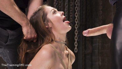 Nora Riley's Anal Slave Training