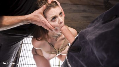 Photo number 7 from Nora Riley's Anal Slave Training shot for The Training Of O on Kink.com. Featuring Nora Riley and Owen Gray in hardcore BDSM & Fetish porn.