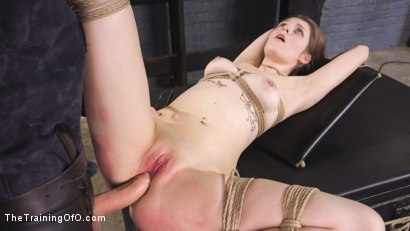 Photo number 12 from Nora Riley's Anal Slave Training shot for The Training Of O on Kink.com. Featuring Nora Riley and Owen Gray in hardcore BDSM & Fetish porn.
