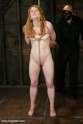 Photo number 14 from Madison Young shot for Hogtied on Kink.com. Featuring Madison Young in hardcore BDSM & Fetish porn.