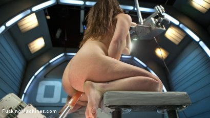 Photo number 15 from Tiny Flirt Gets All Her Holes Stuffed By Fast Fucking Machines shot for Fucking Machines on Kink.com. Featuring Juliette March in hardcore BDSM & Fetish porn.