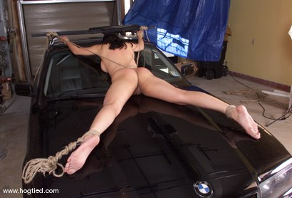 Photo number 3 from Mika Tan shot for Hogtied on Kink.com. Featuring Mika Tan in hardcore BDSM & Fetish porn.
