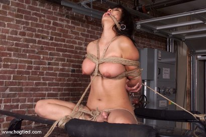 Photo number 13 from Mika Tan shot for Hogtied on Kink.com. Featuring Mika Tan in hardcore BDSM & Fetish porn.