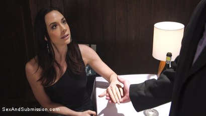 Photo number 2 from Blind Date Leads To Anal Domination shot for Sex And Submission on Kink.com. Featuring Chanel Preston and Bill Bailey in hardcore BDSM & Fetish porn.