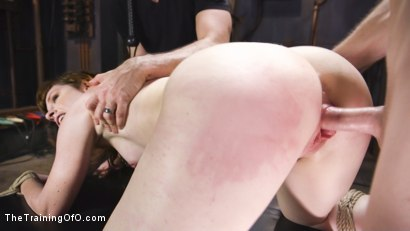 Photo number 10 from Training Barbary Rose: Orgasm Denial shot for thetrainingofo on Kink.com. Featuring Rob Carpenter and Barbary Rose in hardcore BDSM & Fetish porn.