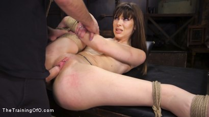 Photo number 7 from Anal Bondage Slave Training Alexa Nova shot for The Training Of O on Kink.com. Featuring Alexa Nova and Tommy Pistol in hardcore BDSM & Fetish porn.