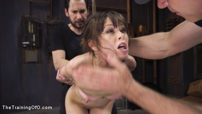 Photo number 6 from Anal Bondage Slave Training Alexa Nova shot for The Training Of O on Kink.com. Featuring Alexa Nova and Tommy Pistol in hardcore BDSM & Fetish porn.
