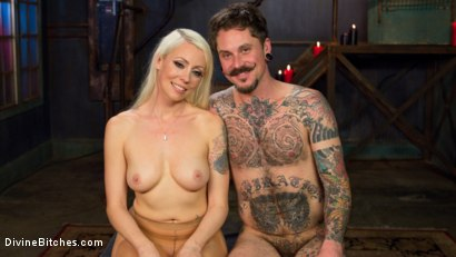 Photo number 16 from Masculinity-Training with Mistress Lorelei Lee shot for Divine Bitches on Kink.com. Featuring Lorelei Lee and Ryan Patrix in hardcore BDSM & Fetish porn.
