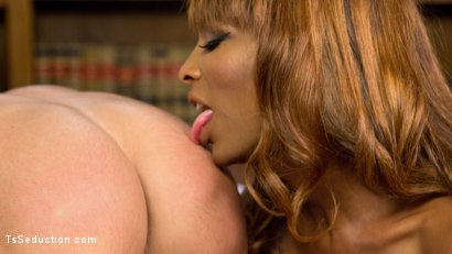 Photo number 4 from Nurse Natassia Takes Down the Patriarchy shot for TS Seduction on Kink.com. Featuring Natassia Dreams and Reed Jameson in hardcore BDSM & Fetish porn.