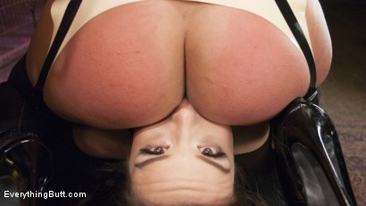 Photo number 4 from Big Booty Latina pushes her Anal Boundaries for Everything Butt Fans shot for everythingbutt on Kink.com. Featuring Francesca Le, Juliette March and Bridgette B in hardcore BDSM & Fetish porn.