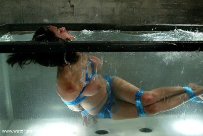 Photo number 14 from Nadia Styles shot for Water Bondage on Kink.com. Featuring Nadia Styles in hardcore BDSM & Fetish porn.