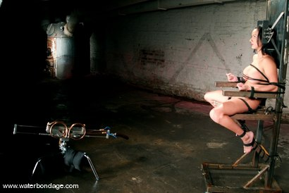 Photo number 4 from Nadia Styles shot for Water Bondage on Kink.com. Featuring Nadia Styles in hardcore BDSM & Fetish porn.