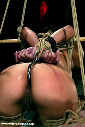 Photo number 10 from Nadia Styles shot for Water Bondage on Kink.com. Featuring Nadia Styles in hardcore BDSM & Fetish porn.
