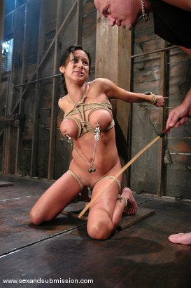 Photo number 5 from Mark Davis and Nadia Styles shot for Sex And Submission on Kink.com. Featuring Nadia Styles and Mark Davis in hardcore BDSM & Fetish porn.