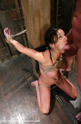 Photo number 6 from Mark Davis and Nadia Styles shot for Sex And Submission on Kink.com. Featuring Nadia Styles and Mark Davis in hardcore BDSM & Fetish porn.