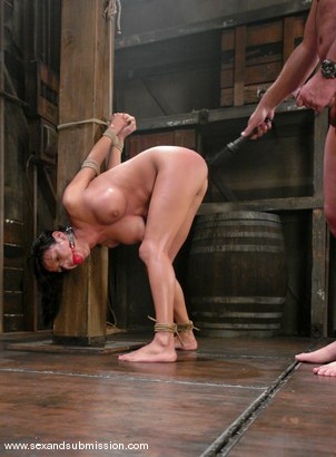 Photo number 8 from Mark Davis and Nadia Styles shot for Sex And Submission on Kink.com. Featuring Nadia Styles and Mark Davis in hardcore BDSM & Fetish porn.