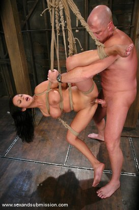 Photo number 11 from Mark Davis and Nadia Styles shot for Sex And Submission on Kink.com. Featuring Nadia Styles and Mark Davis in hardcore BDSM & Fetish porn.